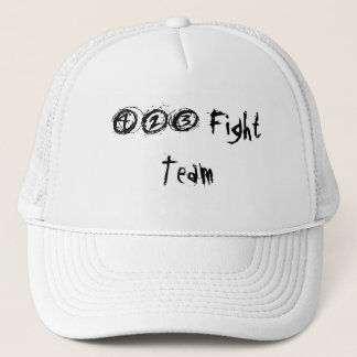 423 Fight Team Trucker Hat