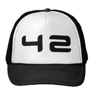 42 hat