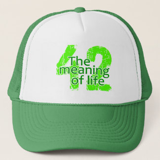 42 Meaning of Life hat