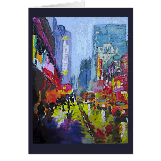 42nd St Card