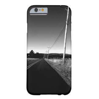 42PlaidStars Country Road iPhone 6 Phone Case