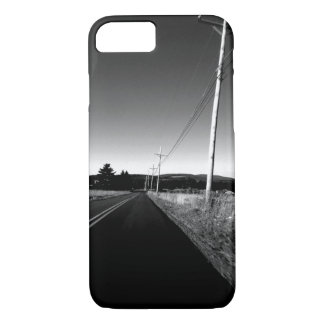 42PlaidStars Country Road iPhone 7 Phone Case