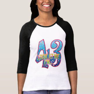 43 Age Rave Look T-Shirt