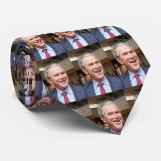 43 George Walker Bush Tie