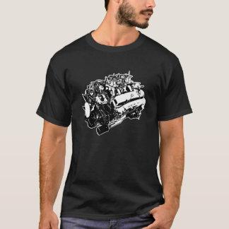 440 Six Pack Black T-Shirt
