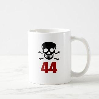 44 Birthday Designs Coffee Mug