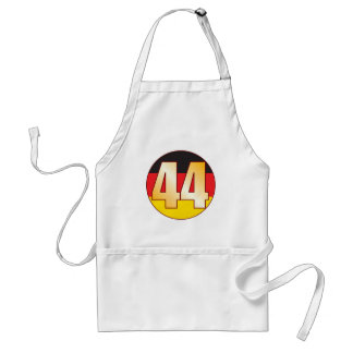 44 GERMANY Gold Standard Apron