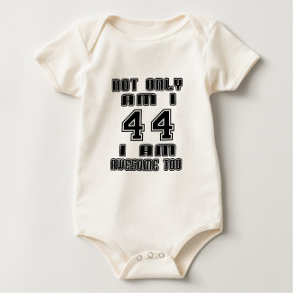 44 I AM AWESOME TOO BABY BODYSUIT