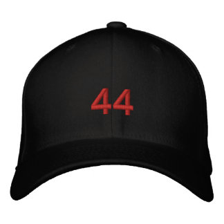 44 Obama  Inauguration Embroidered Hat