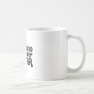 44 So Was So Last Year Birthday Designs Coffee Mug