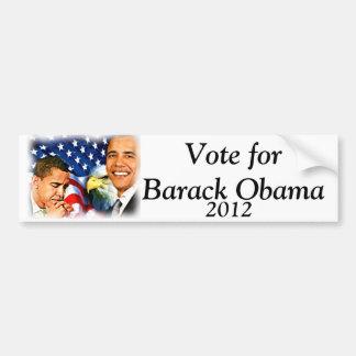 44th 45th President Barack Obama_ Bumper Sticker