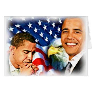 44th 45th President Barack Obama_ Greeting Cards