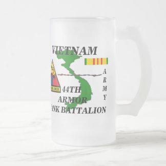 44th Armor Tank Batt Vietnam frosted Mug