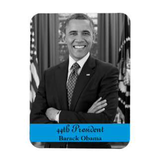 44th President Barack Obama Magnet