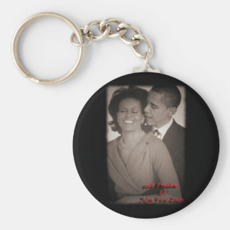 44TH PRESIDENT & FIRST LADY KEY CHAIN