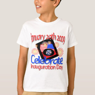 44th President  January 20th 2009 Inauguration T-Shirt