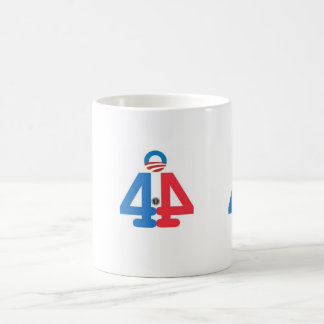 44TH PRESIDENT of US Barack Obama Mug