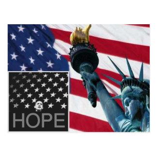 44th President of USA Postcard
