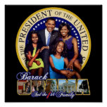 44th president poster