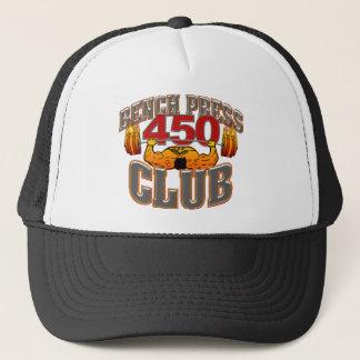 450 Club Bench Press Cap / Hat
