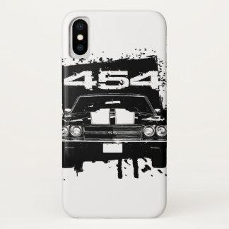 454 Chevy iPhone X Case