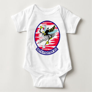457th Fighter Squadron Baby Bodysuit