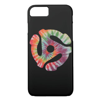 45 Adapter Record Tie-Dye iPhone 7 iPhone 7 Case