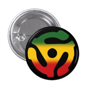 45 Insert Pin: Reggae Version 1 Inch Round Button