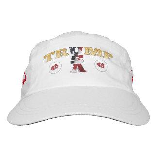 45 POTUS President Donald J. Trump USA Flag Colors Hat