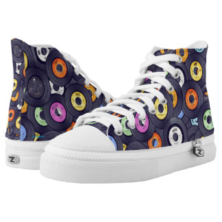 45 records high-tops