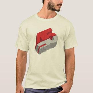 45 RPM 3D T-Shirt