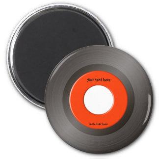 45 RPM Magnet