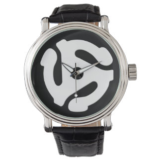 45 rpm record adapter watch