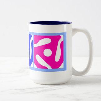 45 RPMs Two-Tone Coffee Mug
