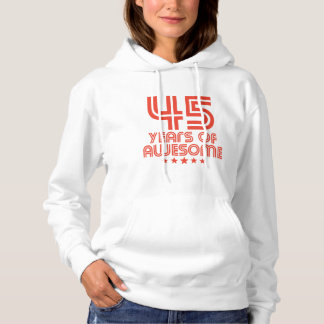45 Years Of Awesome 45th Birthday Hoodie