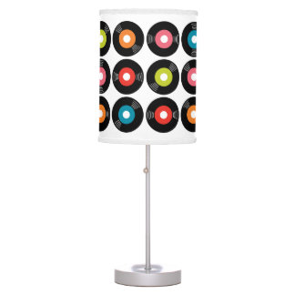 45s Record Table Lamp