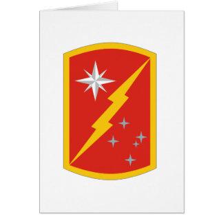 45th Sustainment Brigade Greeting Card
