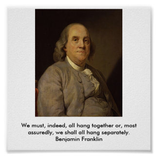 485px-Benjamin_Franklin_by_Joseph_Siffred_Duple... Poster