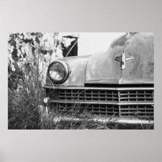48 Chrysler Poster
