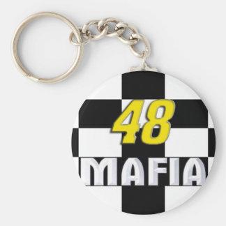 48 Mafia Keychain