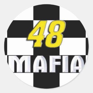 48 Mafia Stickers