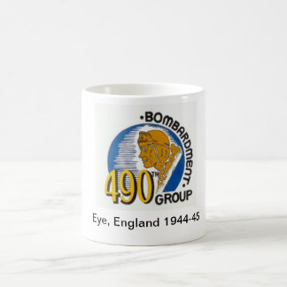 490th Coffee Mug