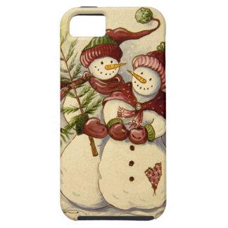 4924 Snowmen Christmas iPhone 5 Case