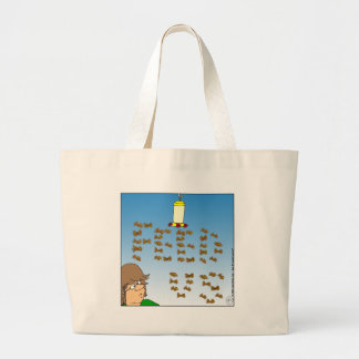 498 Hummingbirds feed me zazzle.png Tote Bag