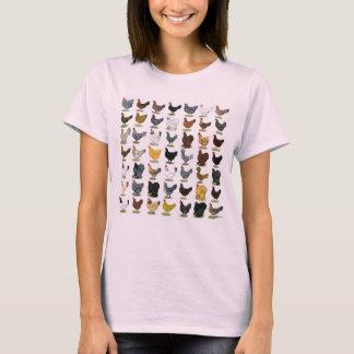 49 Chicken Hens T-Shirt