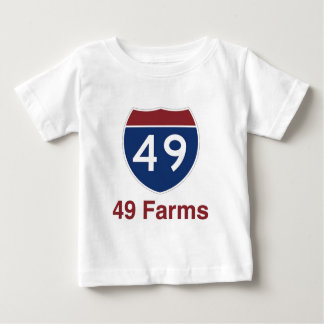 49 Farms - One in every square mile... Tees
