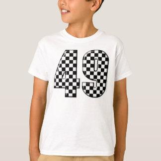 49 racing number T-Shirt