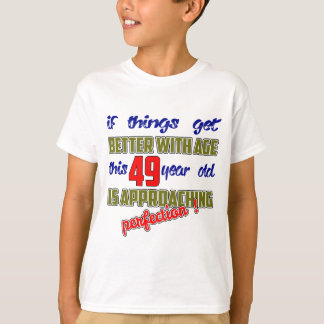 49 TEE SHIRTS