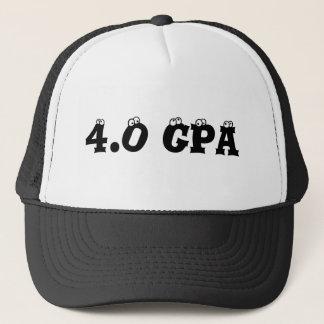 4.0 GPA TRUCKER HAT