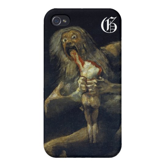 4/4S Francis de Goya iPhone 4/4S Case